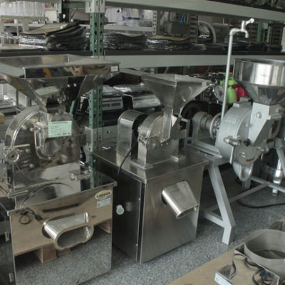 1st Pic Hammer Mill Model wf-30B 2nd Pic Hammer Mill Model wf-20B