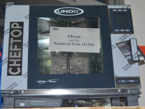 Cheftop Oven Set For Natural Gas